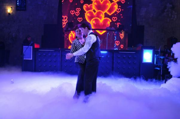 Танцы на Бар-Мицве моего сына (Серия)