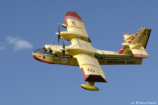 итальянский самолёт