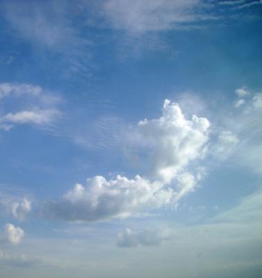 Облака на Дивеево