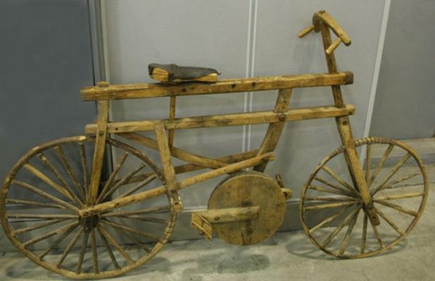 Кто и когда изобрел велосипед?