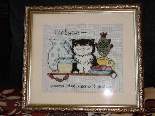 Котейка от Риолис