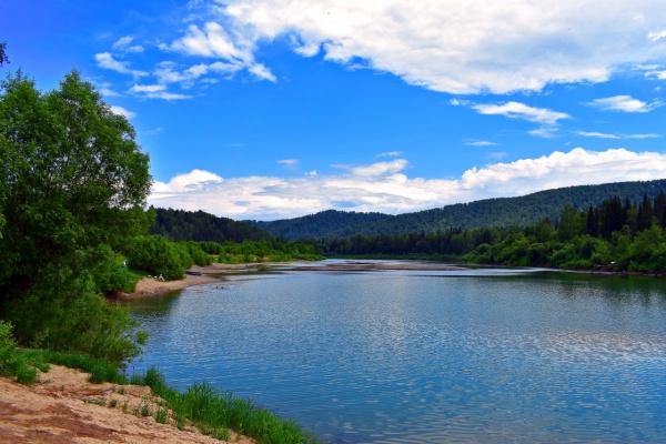 Река Лебедь