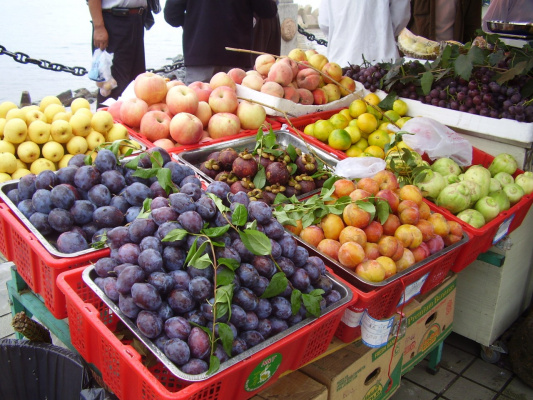 Осенние фрукты (Китай)