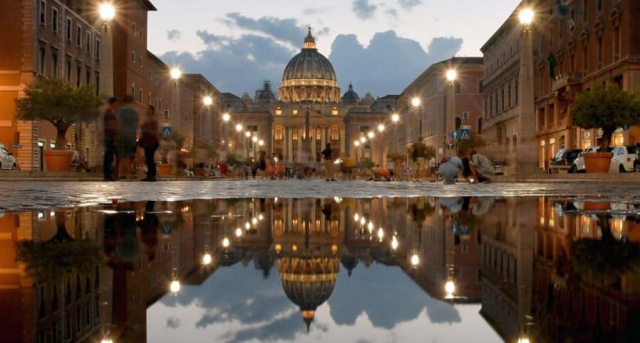 Рим, ты прекрасен! Источник: http://travelask.ru/gallery/621