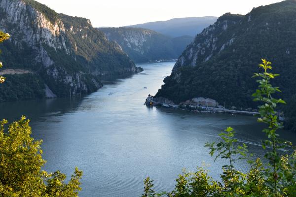 Железные ворота Дуная.