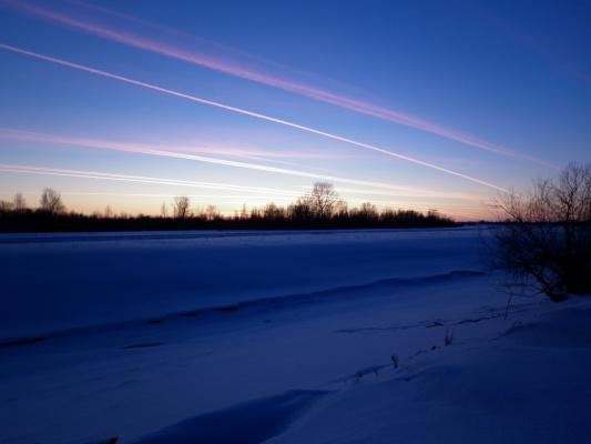 Короток зимний день в декабре