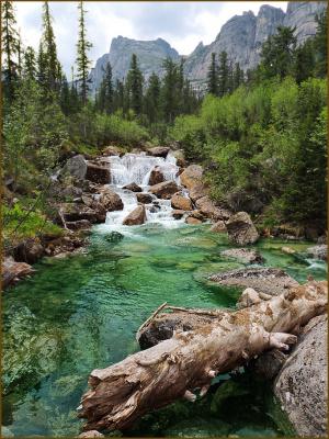 Рождение реки