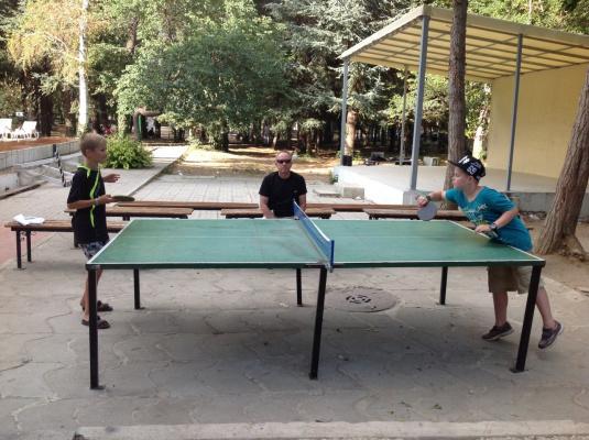 мастер-класс по теннису