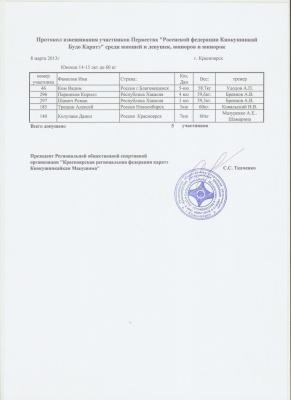Отчёт Россия 2013
