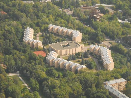 звёздный городок в москве с останкинской башни