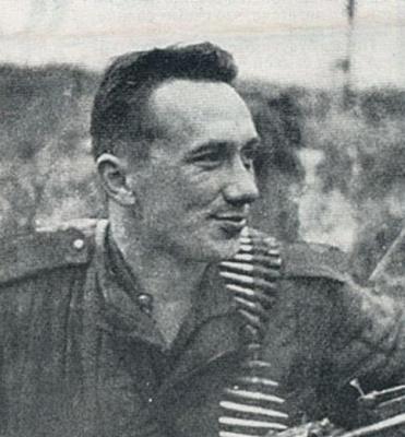 АлесейиСмирнов на фронте.