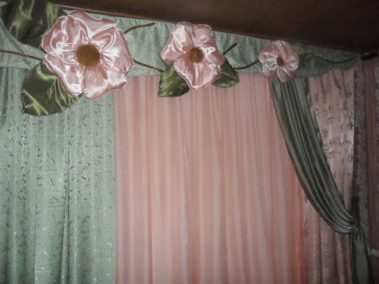 Комплект штор №17