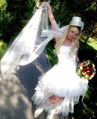я -невеста!