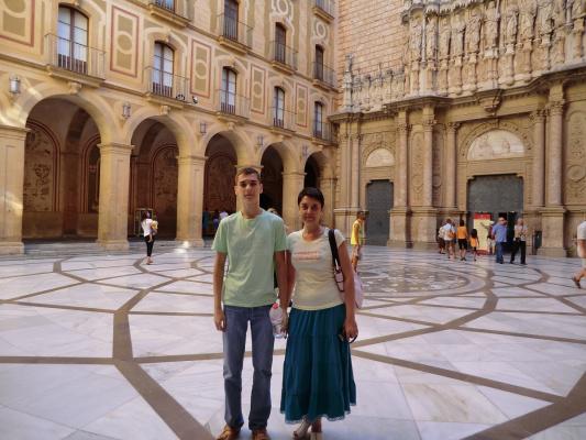 Монтсеррат. Испания