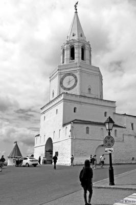Казанские часы