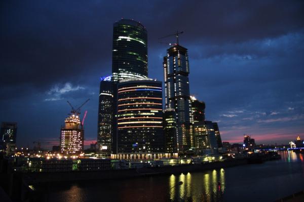Москва-Сити II