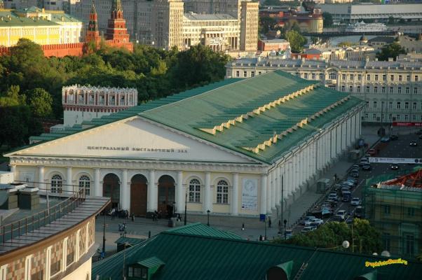 Москва.Манеж