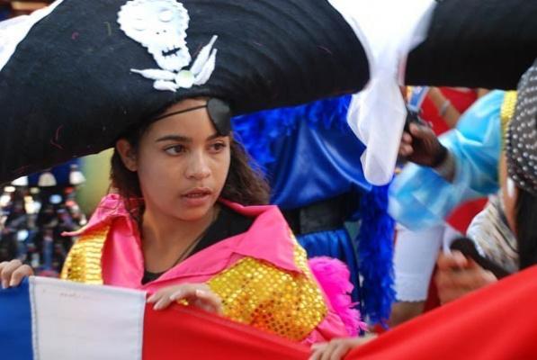 Юная пиратка