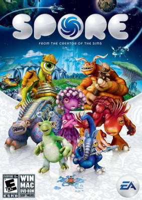 Spore: как зарождалась жизнь