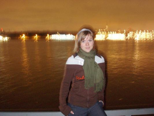 ночь на канале