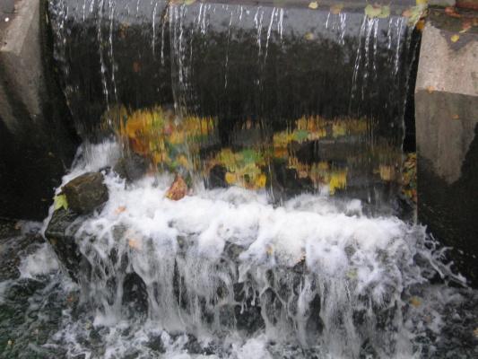 водопадик