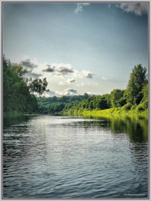 Река Луга