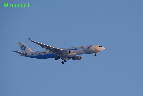 """Самолет компании """"Владивосток авиа"""""""