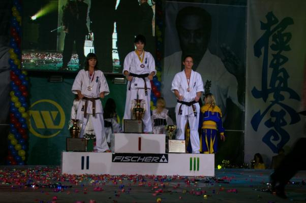 Европейский Чемпионат 8.12.2007