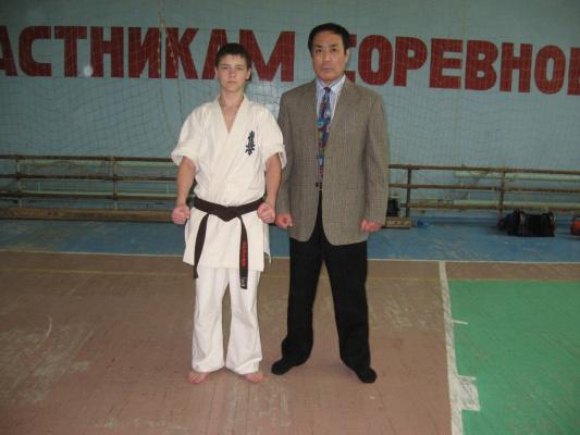 Дан тест г. Новосибирск.