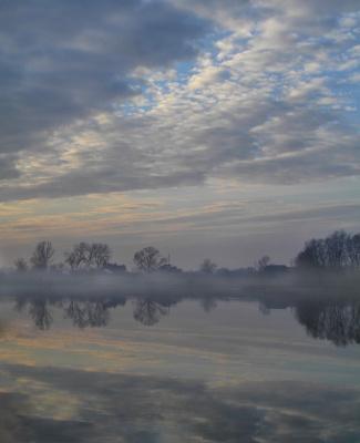 Туман утренний