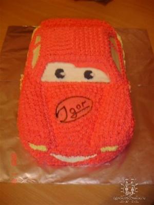 """торт """"СARS"""""""