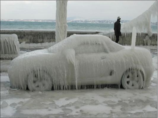 вот это зима