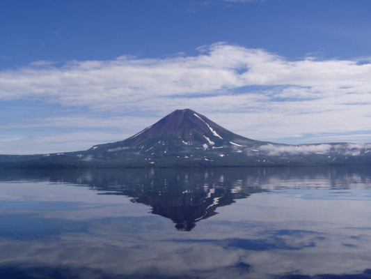 Курильское озеро 041