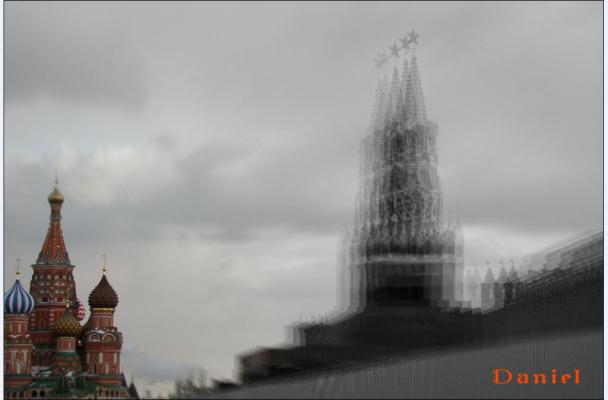Красная площадь - параллели времени