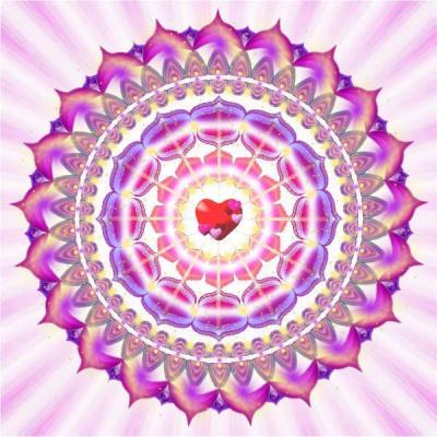 мандала любви