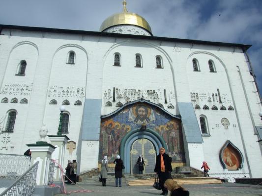Троицкий собор. Почаевская Лавра. Тернопольская область, Украина