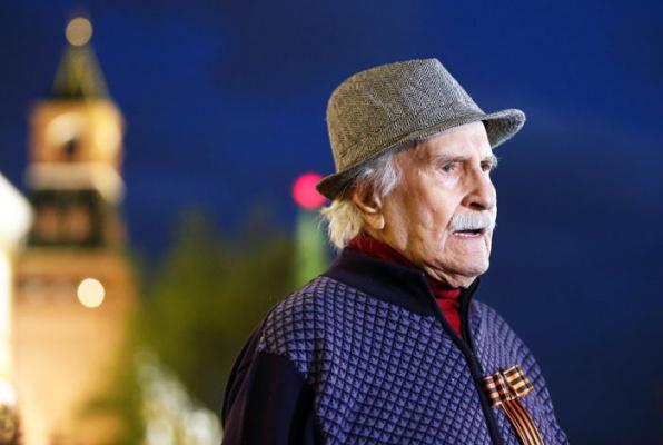 Актер Владимир Зельдин