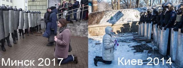 «Белоруссия - не Украина», но методички одни и те же