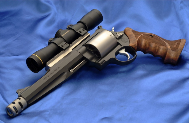 Smith & Wesson Model 500 performance