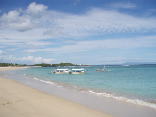 о.Бали, пляж Нуса-Дуа