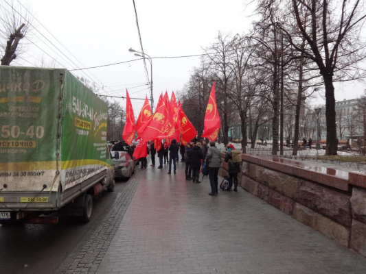 Комсомольцы  2015