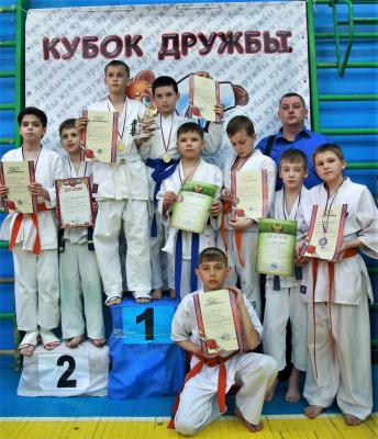 Кубок Дружбы 29.04.2017г.