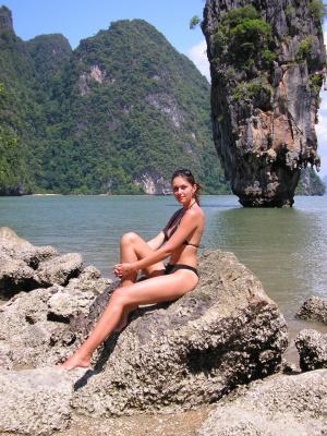 Таиланд остров Джеймса Бонда