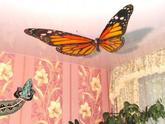 Бабочки на потолке - 2