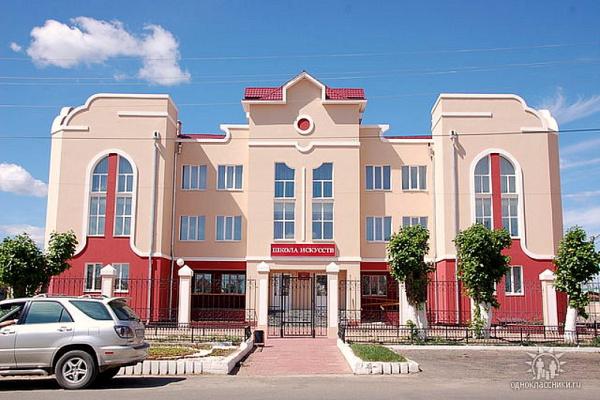 Эта школа в моём посёлке!