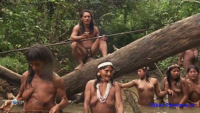 Межрассовое порно с индейцами