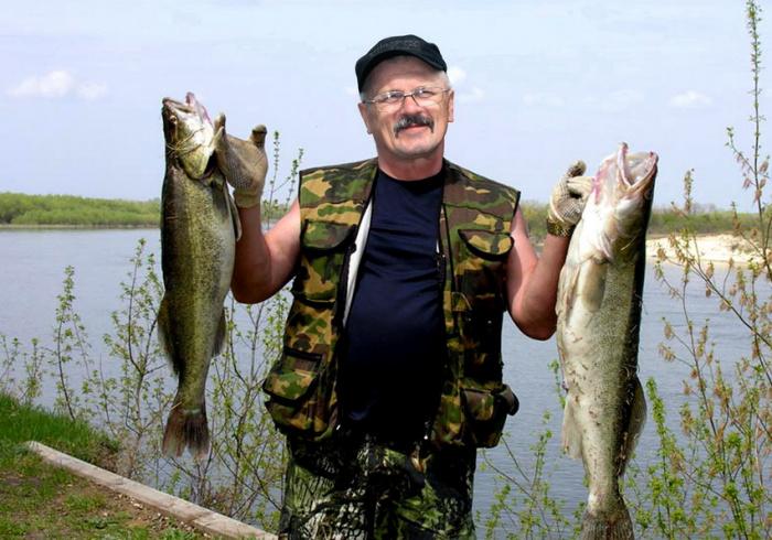 хорошие места для рыбалки в ростове на дону