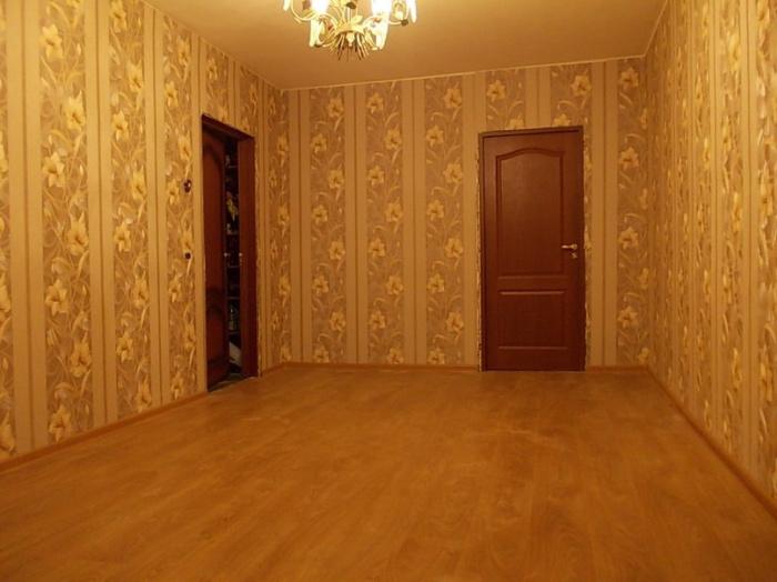 Фото ремонт квартиробои