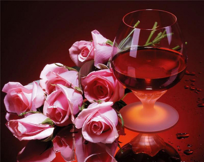 Романтичные поздравление с днем рождения женщине
