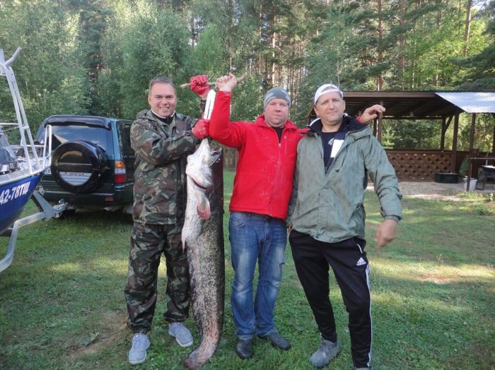 рыболовная база молога весьегонск